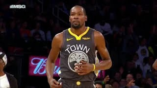 Warriors '18-19 | Game 6 vs Knicks (10\26\2018)