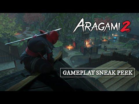 Présentation de gameplay (Guerrilla Collective 2) de Aragami 2
