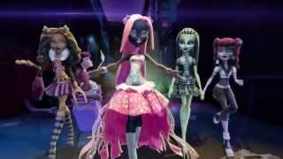 "|Монстрический мюзикл! | Анонс фильма ""Boo York""! | Monster High | Монстер Хай |Школа монстров|"