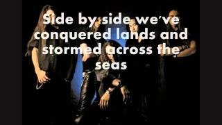 Dragonforce - Body Breakdown [Lyrics]