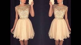 86cce4a0ea Descargar MP3 de Vestidos Cortos Elegantes Super Hermosos gratis ...