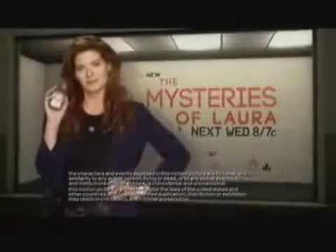 The Mysteries of Laura 1.15 (Preview)