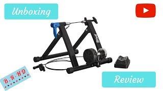 Unboxing & Review of Crivit indoor bike trainer
