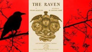 Edgar Allan Poe: The  Raven (read by Basil Rathbone)