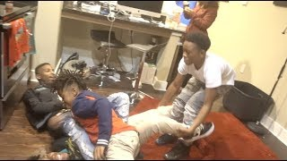 FUNNYMIKE & I FIGHT THE BAD KIDS *They jumped us!!