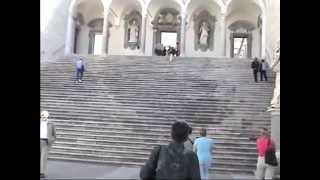 preview picture of video 'Monte Cassino Monastery, Italy'