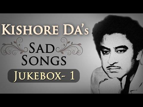 Kishore Kumar Sad Songs Top 10 (HD)  | Jukebox 1 | Bollywood Evergreen Sad Song Collection