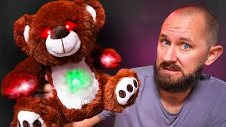 Ghost Hunting Teddy Bear?! 8 Products That Prove Hi5 Studios Is Haunted!