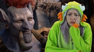 REACTION: Old Soldier - Saurfang Cinematic   TradeChat