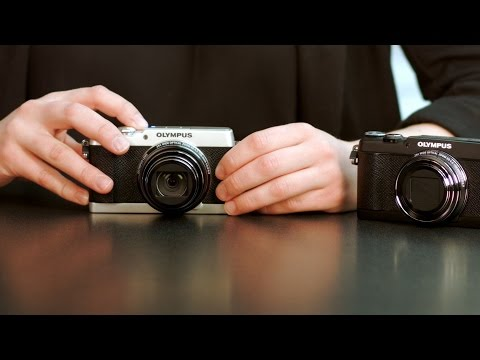 Olympus Stylus SH-2 Overview