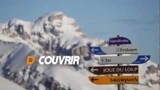 Vidéo Promotionnelle Station Super-Dévoluy
