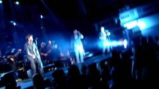 911 concert in Warrington - Wonderland