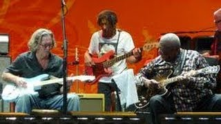 "Eric Clapton  BB King """"Help The Poor"""" !!"