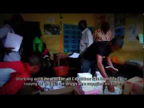 Ensuring reproductive health commodity, security and family planning in Sierra Leone