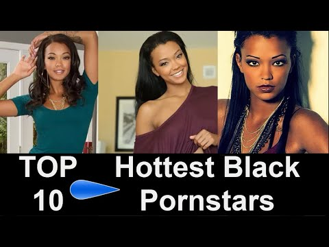 Top 10 Hottest Black Porn Stars - Black Pornstars