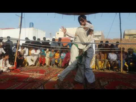 Tayyab Ali (Fight 1 of 1) @ Qasim Bela, Multan (23-Oct-2016)