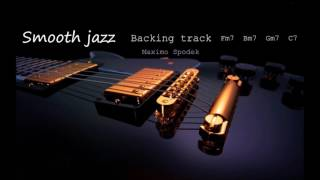 SMOOTH JAZZ, BACKING TRACK  Fm, 95 bpm