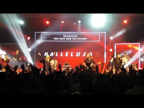 The Anthem (chorus) by Planetshakers live in Abu Dhabi