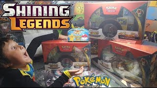 Opening a FREE SHINING LEGENDS HO OH PREMIUM COLLECTION BOX! Promo Cards, Booster Packs and MORE!!