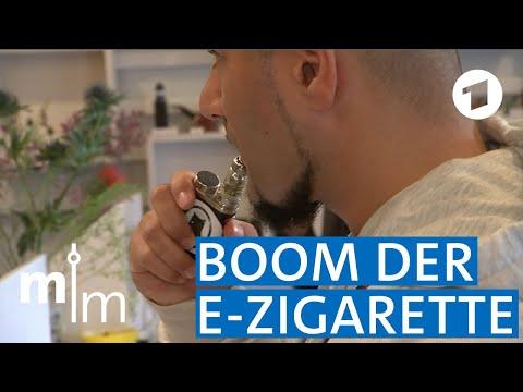 E-Zigarette als Lifestyle