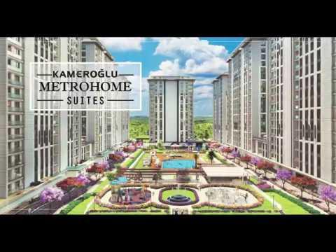 Kameroğlu Metrohome Suites & Residence Tanıtım Filmi