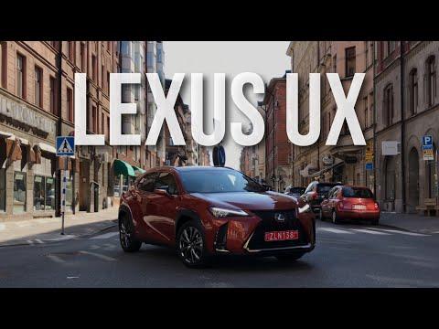 Lexus Ux 200 Кроссовер класса J - тест-драйв 2