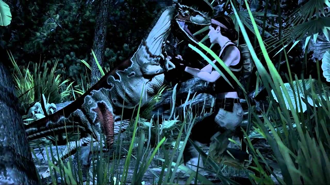 Jurassic Park Returns to Isla Nublar This Tuesday on PSN