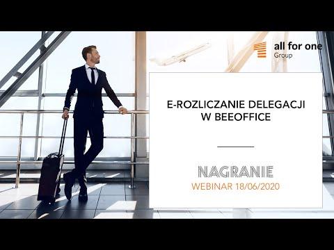 E-rozliczanie delegacji w BeeOffice – rozwiązanie na każde czasy
