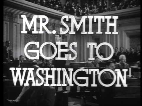 Monsieur Smith Au Sénat (Mr. Smith Goes To Washington) - Bande Annonce (VOST)