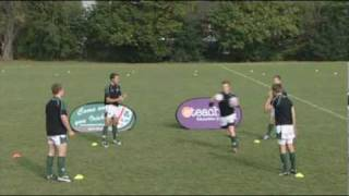London Irish Rugby Club: Skill of the week – Continuous Offload