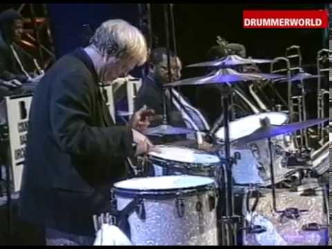 Butch Miles & The Count Basie Big Band: The Drum Thing - The Big Drum Solo