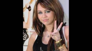 Miley Cyrus it's all right here
