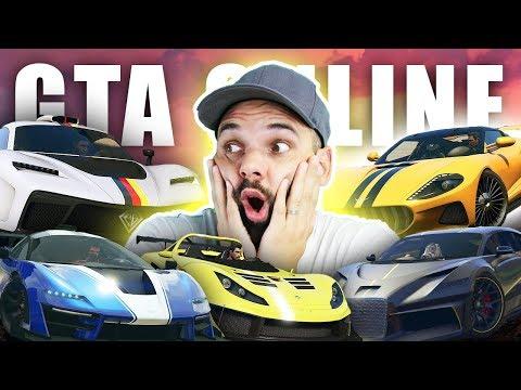 SUPERAUTA ZA $17,000,000 v GTA V ONLINE