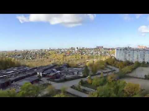 МЖК Восточный [Autumn Timelapse] 4K