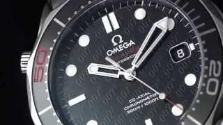 James Bond 50th Anniversary Omega Seamaster Watch