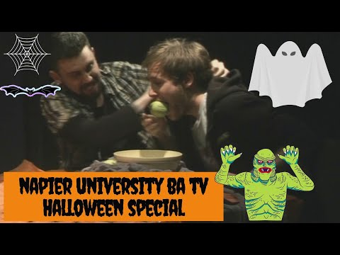 Essence - Halloween Special - BA Television Production TV Pilot - Magazine Show - Year 1