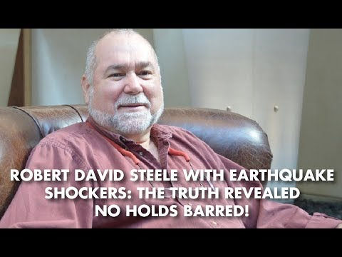 Robert David Steele: What Trump's About to Do Is Shocking! (Powerful Interview)