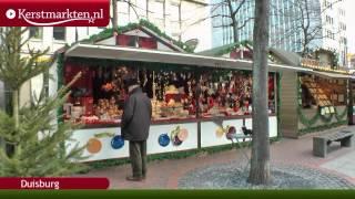 preview picture of video 'Duisburg Kerstmarkten.nl'