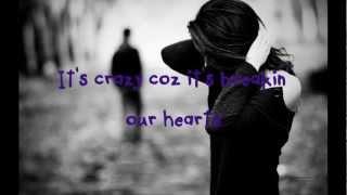 I Don't Want You To Go - Kyla [lyrics]