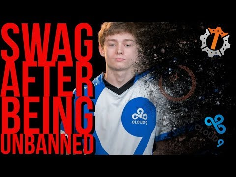 Swag After Being Unbanned