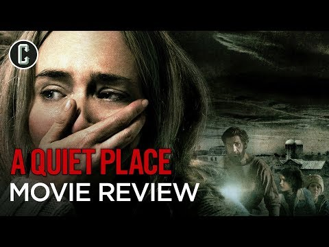 A Quiet Place Movie Review – Destined to Become a Horror Classic?