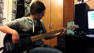 Jamiroquai - Stillness In Time (Bass Cover)