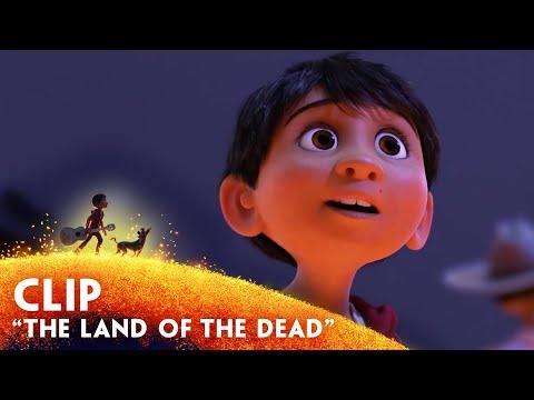Coco (Clip 'The Land of the Dead')