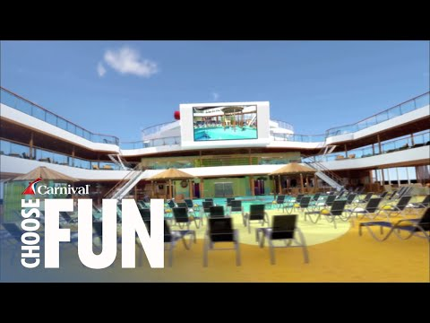 Carnival Breeze: Cruise Ship Virtual Tour