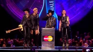 Prince and Third Eye Girl | BRIT Awards 2014