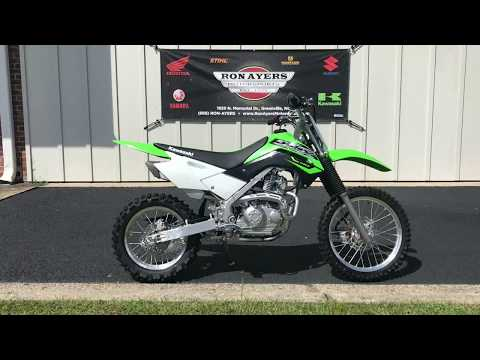 2019 Kawasaki KLX 140 in Greenville, North Carolina - Video 1
