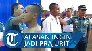 Lolos Berpredikat Terbaik, Prajurit yang Viral Lantunkan Ayat Alquran Kuak Alasan Ingin Jadi TNI AL