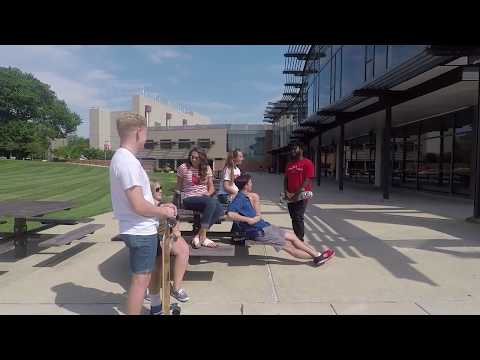 Catholic University of America - video