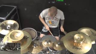 Arch Enemy-Never Forgive, Never Forget Drum Cover