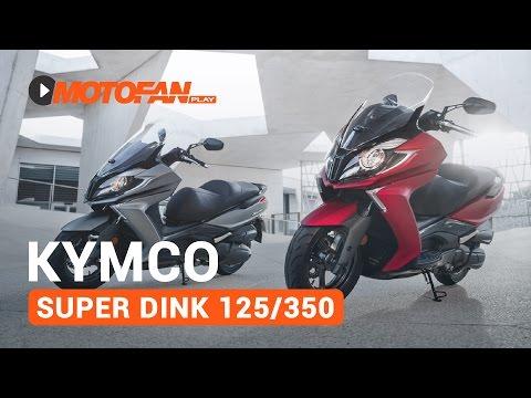 Vídeos de la Kymco Super Dink 350